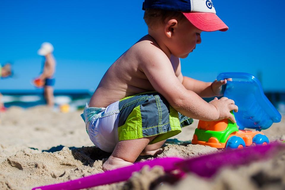 Pourquoi les jouets pour bébé sont-ils importants?